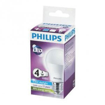 Đèn led bulb 4W Philips